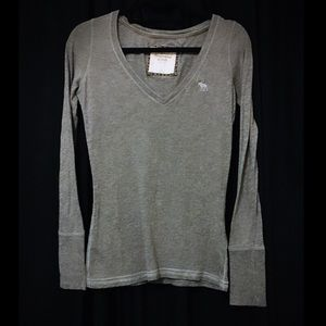 Abercrombie & Fitch Long Sleeve T Size S